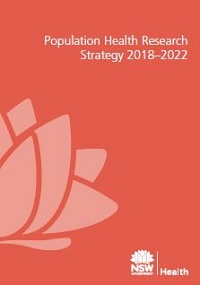Population Health Research Strategy 2018-2022