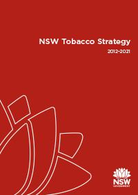 NSW Tobacco Strategy 2012-2021