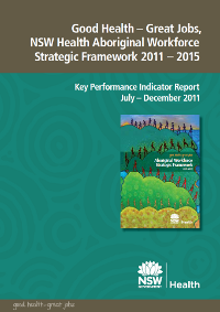Key Performance Indicator Report- July to December 2011