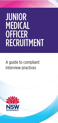 Junior Medical Officer Recruitment - A guide to compliant interview practices