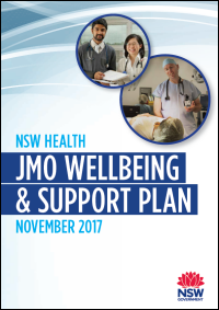 JMO Wellbeing and Support Plan