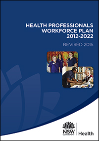 Health Professionals Workforce Plan 2012-2022