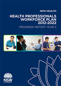 Health Professionals Workforce Plan: Progress Report Year 5
