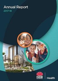 NSW Health Annual Report 2017-18