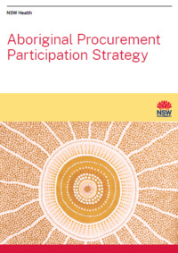 NSW Health Aboriginal Procurement Participation Strategy