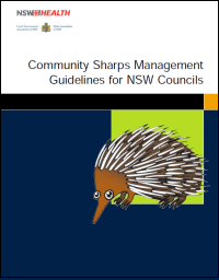 Community Sharps Management Guidelines for NSW Councils