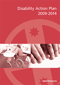Disability Action Plan 2009-2014