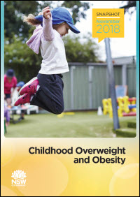 Child Overweight and Obesity Snapshot