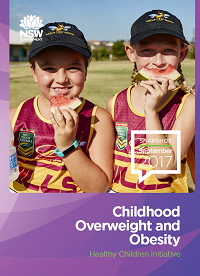 Snapshot - Childhood Overweight and Obesity