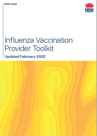 Flu provider toolkit