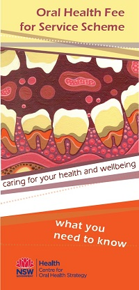 Oral Health Fee For Service Scheme Brochure