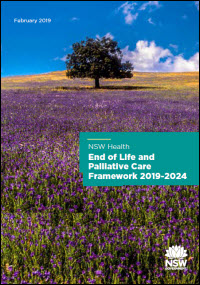 End of Life and Palliative Care Framework 2019-2024​