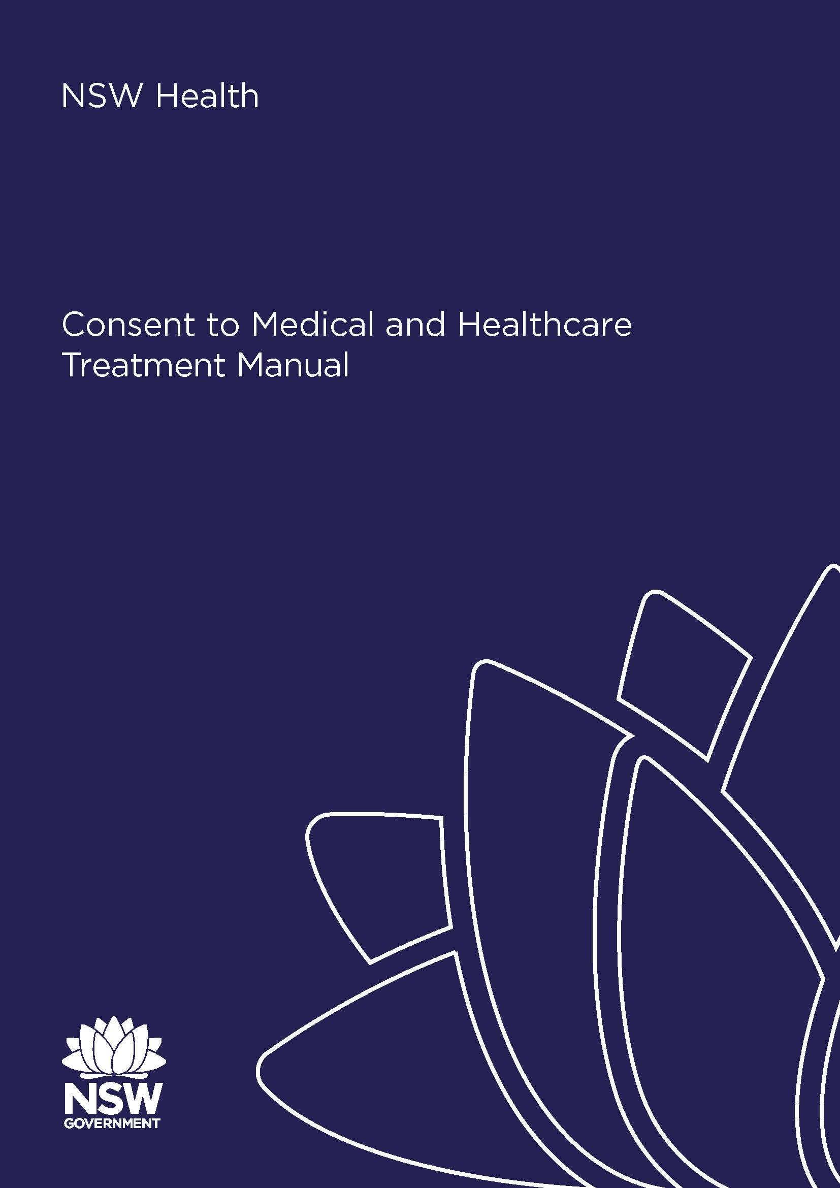 Consent to Medical and Healthcare Treatment